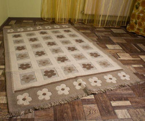 Фото коврика напольного с узорами
