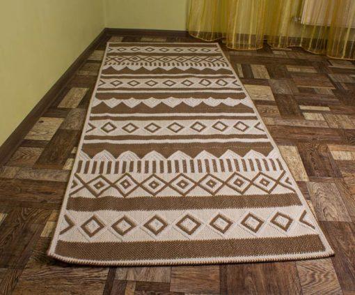 Фото ковровой дорожки с узорами