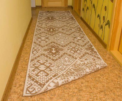 Фото ковровая дорожка с узорами