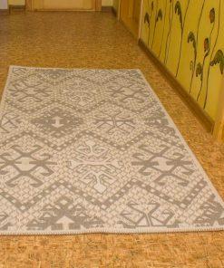 Фото напольный коврик с узором
