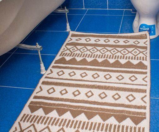 Фото коврик в ванну и туалет 60*100