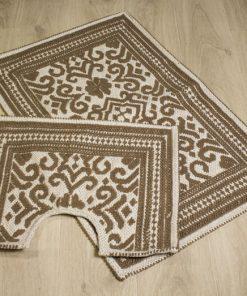 Фото Набор-ковриков-для-ванны-и-туалета-58