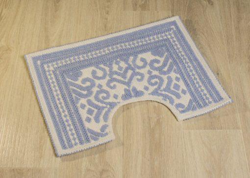 Фото Набор-ковриков-для-ванны-и-туалета-99